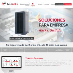 Web de venta online a mayoristas